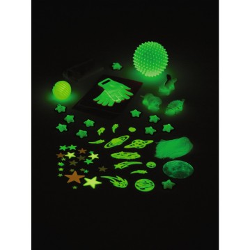 Glow-in-the-Dark Sensory Bag