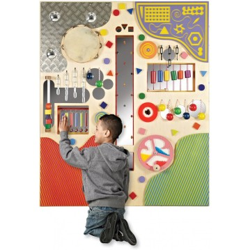 Acoustic Tactile Wall Panel