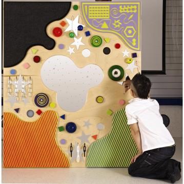 Tactile Panels Wilkins International